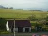 čekárna a kopce - foceno od kostela