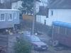 zátiší s žlutým plotem