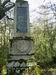 Pomník padlým z obce v 1 sv. válce na